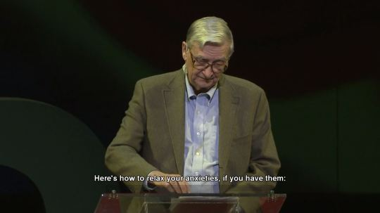 E.O. Wilson Advice to young scientists